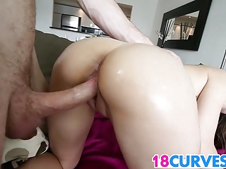 Banging Big Ass Teen Scarlett Sawyer